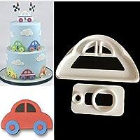 Beito 製菓道具 ケーキデコレーションツール ケーキレース作り道具 抜き型 2PCS