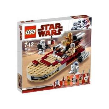 レゴ (LEGO) スター・ウォーズ ルークのランドスピーダー 8092