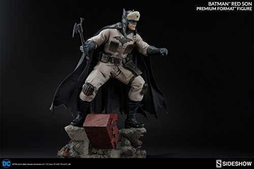 Sideshow DC Comics Collectibles Batmanレッド息子Premium Format Figure Statue