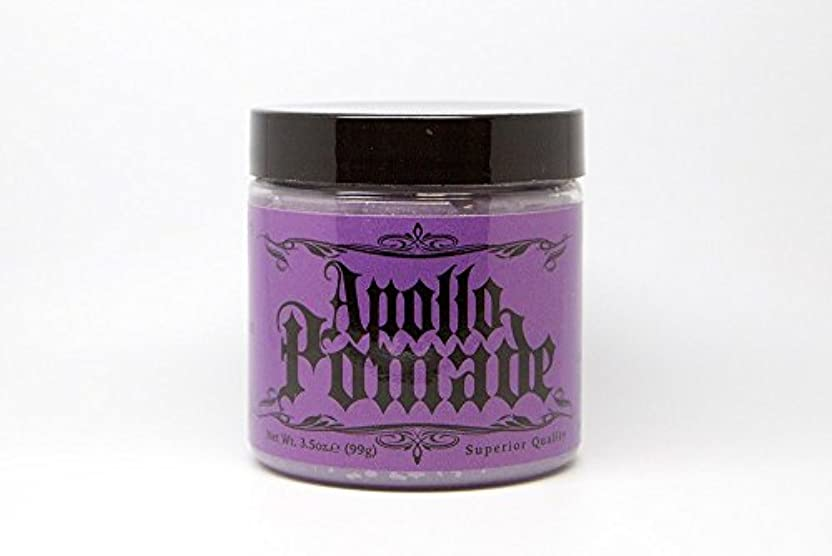 に沿ってトリッキーラップトップポマード メンズ Apollo Pamade (アポロポマード 油性 ) 3.5oz(99g)