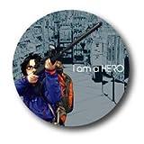 LCB-228 英雄02 アイアムアヒーロー 缶バッジ 76mm缶バッジ