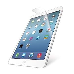 エレコム iPad フィルム iPad 9.7(2017年発売モデル) iPad Air(2013年発売モデル)対応 指紋防止 気泡が目立たなくなるエアーレス加工 光沢 TB-A13FLFANG