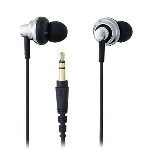 audio-technica CKM Series カナル型イヤホン ATH-CKM77