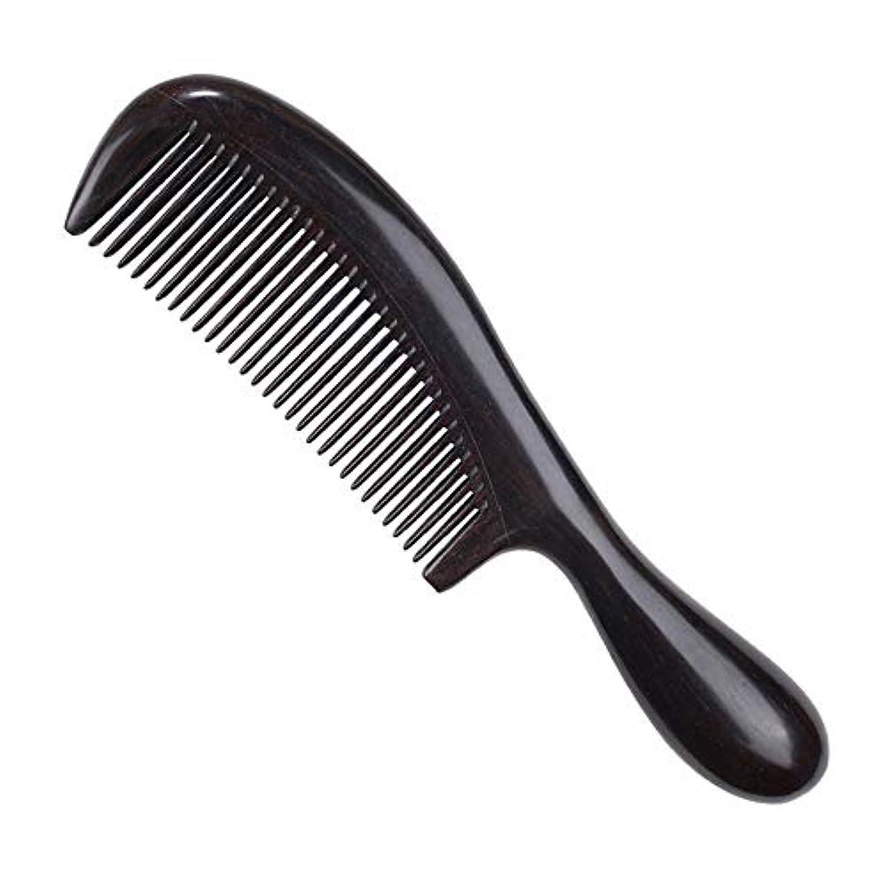 パフ絶滅通知するヘアーコーム ワイド歯ブラシ櫛毛ブラシフラットヘッド帯電防止高温櫛 理髪の櫛