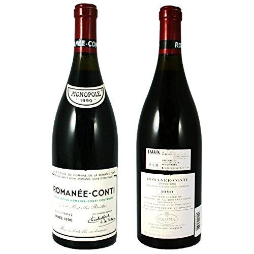 ロマネ・コンティ 1990 Romanée-conti