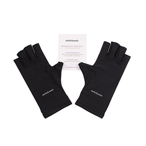 MelodySusie UVカット手袋 紫外線カット UV/...