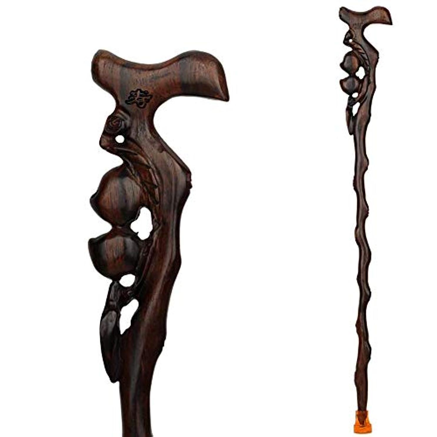 インシュレータ謝るマチュピチュ木製の石造りの自然な木は木製の彫刻のマホガニーの誕生日のモモの中間老化している棒を歩く