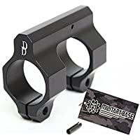 Daniel Defenseダニエルディフェンスタイプ ロープロファイル ガスブロック/M4