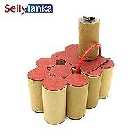 Seilylanka (Without housing) 適した Bosch (ボッシュ) 14.4V 3000mAh power tool battery Ni MH 2607335678 2607335685 2607335686 2607335694 BAT038 BAT040