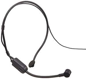 【国内正規品】 SHURE ヘッドセット コンデンザー マイクロフォン PGA31TQG