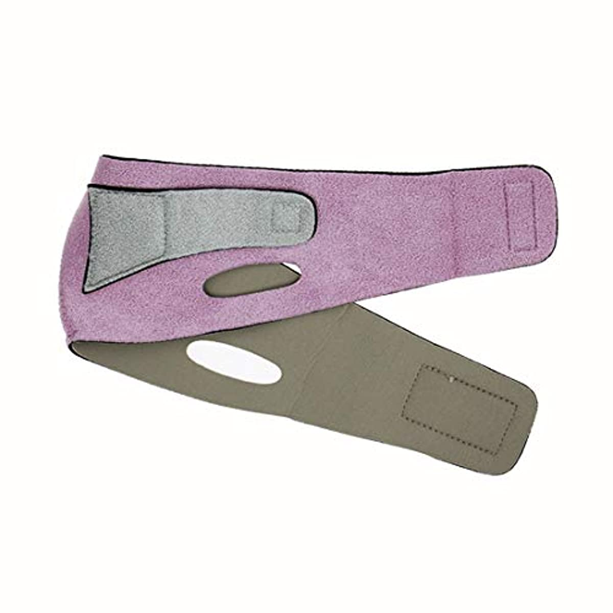 統計摩擦加入Visenta フェイス マスク ベルト 小颜 補正ベルト リフトアップベルト 顎固定サポーター いびき睡眠グッズ 無臭 肌に優しい