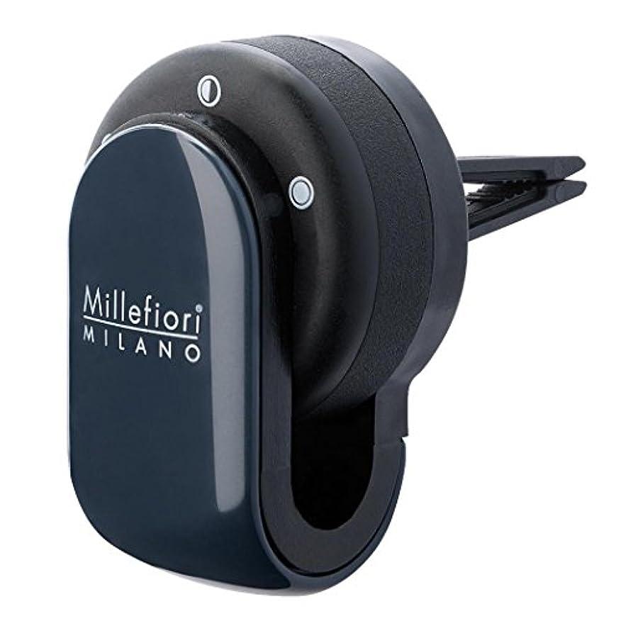 Millefiori カーエアフレッシュナー[GO] ホワイトムスク