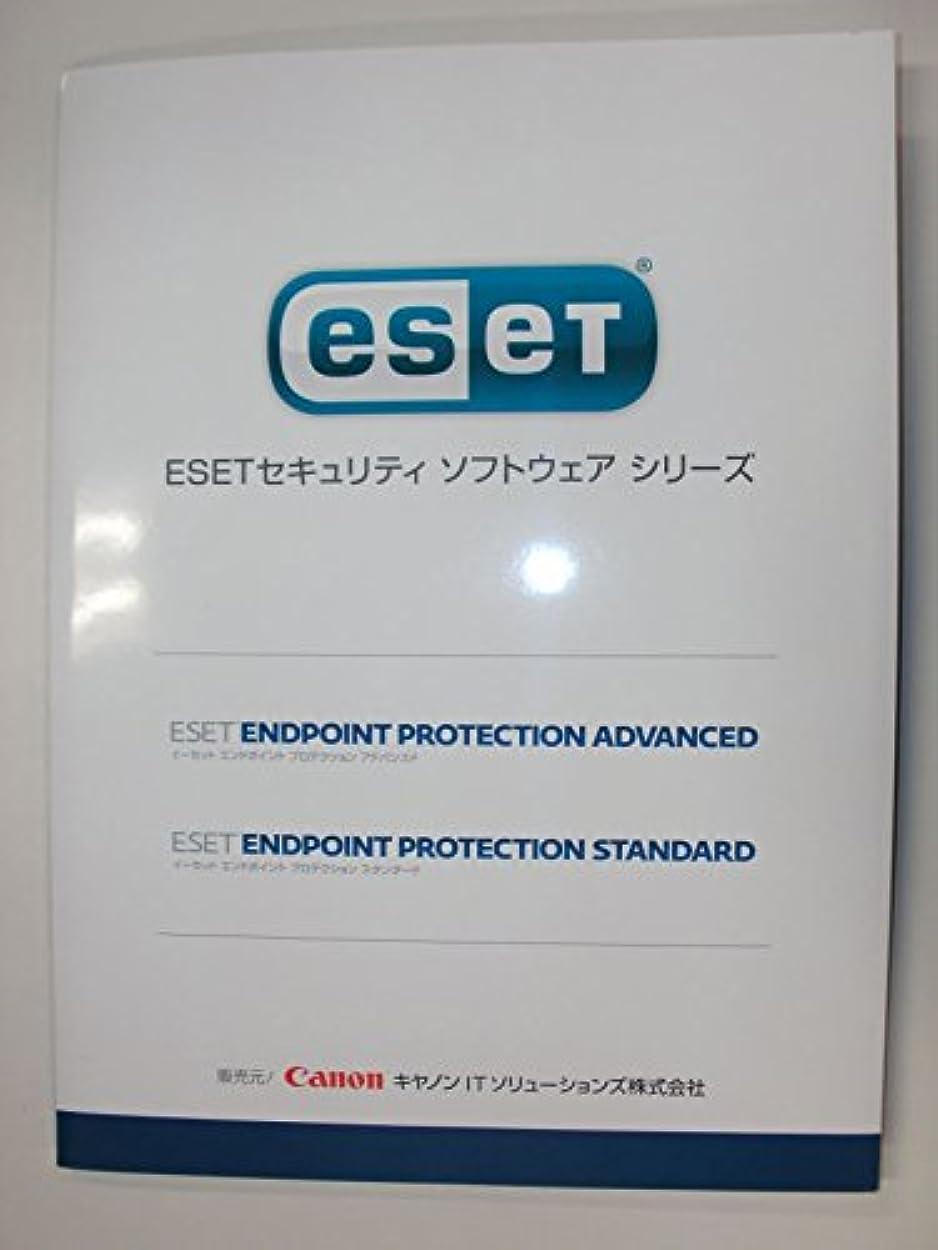 巻き戻すビデオ行為ESET Endpoint Protection Advanced 企業向ライセンス 38ユーザー 年間更新費