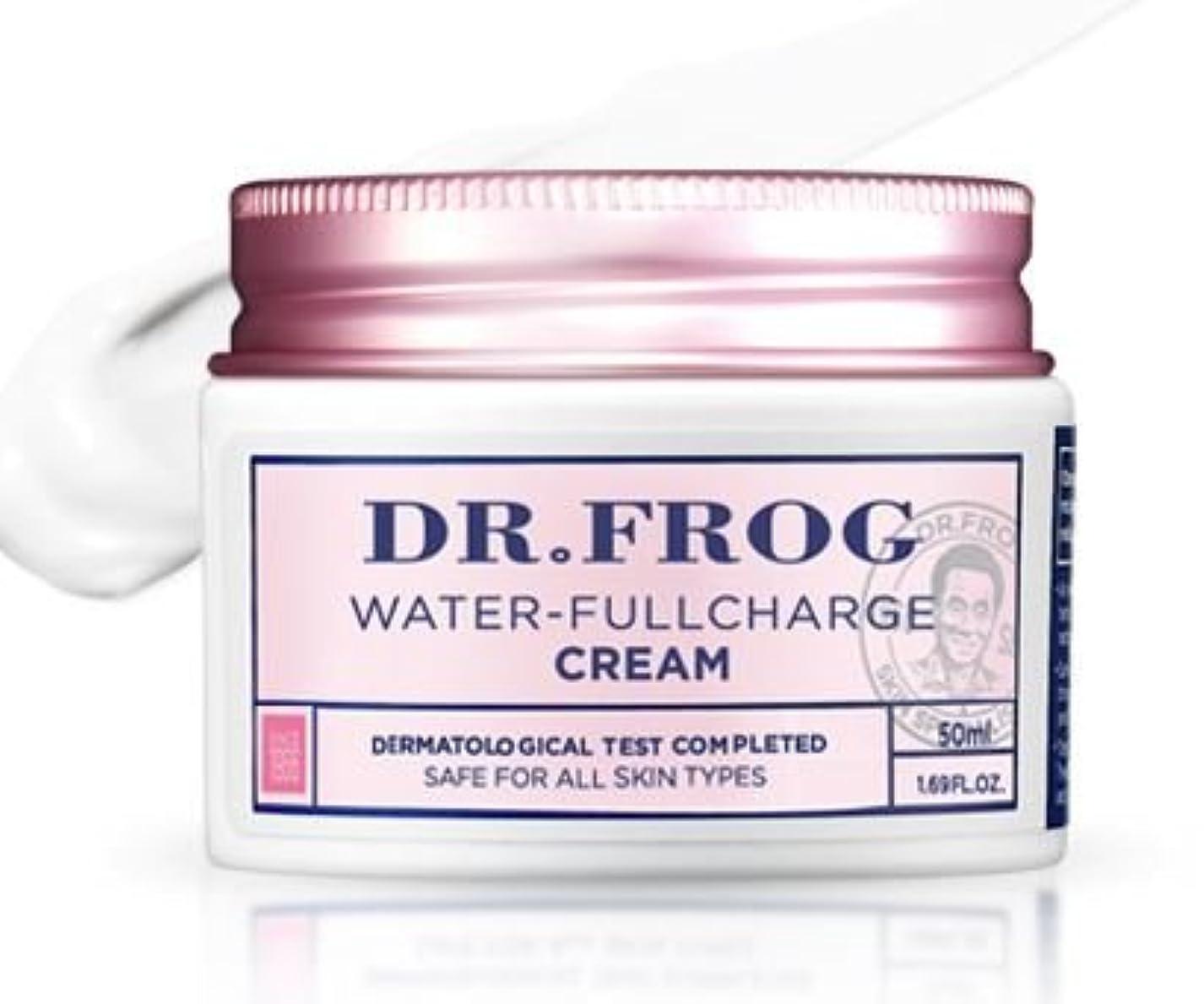 マントル分離する刈るDR.FROG Water-Fullcharge Cream 50ml/ディーアールフロッグ ウォーター・フルチャージ・クリーム 50ml [並行輸入品]