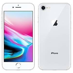 Apple docomo iPhone8 64GB A1906 (MQ792J/A) シルバー