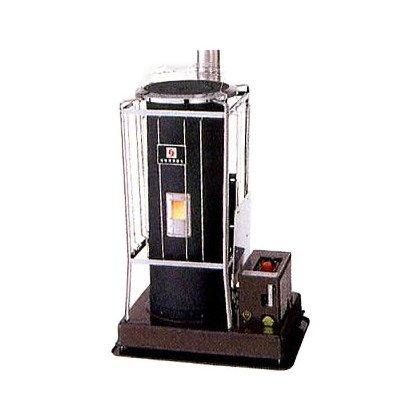 サンポット 業務用石油暖房機 煙突式丸型ストーブ タンク別売り (KSH-2BS-K3)