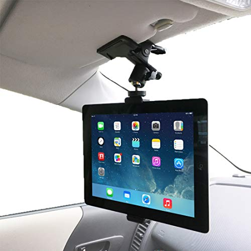 【Nanmara】車載用 iPad タブレット クリップ ホ...
