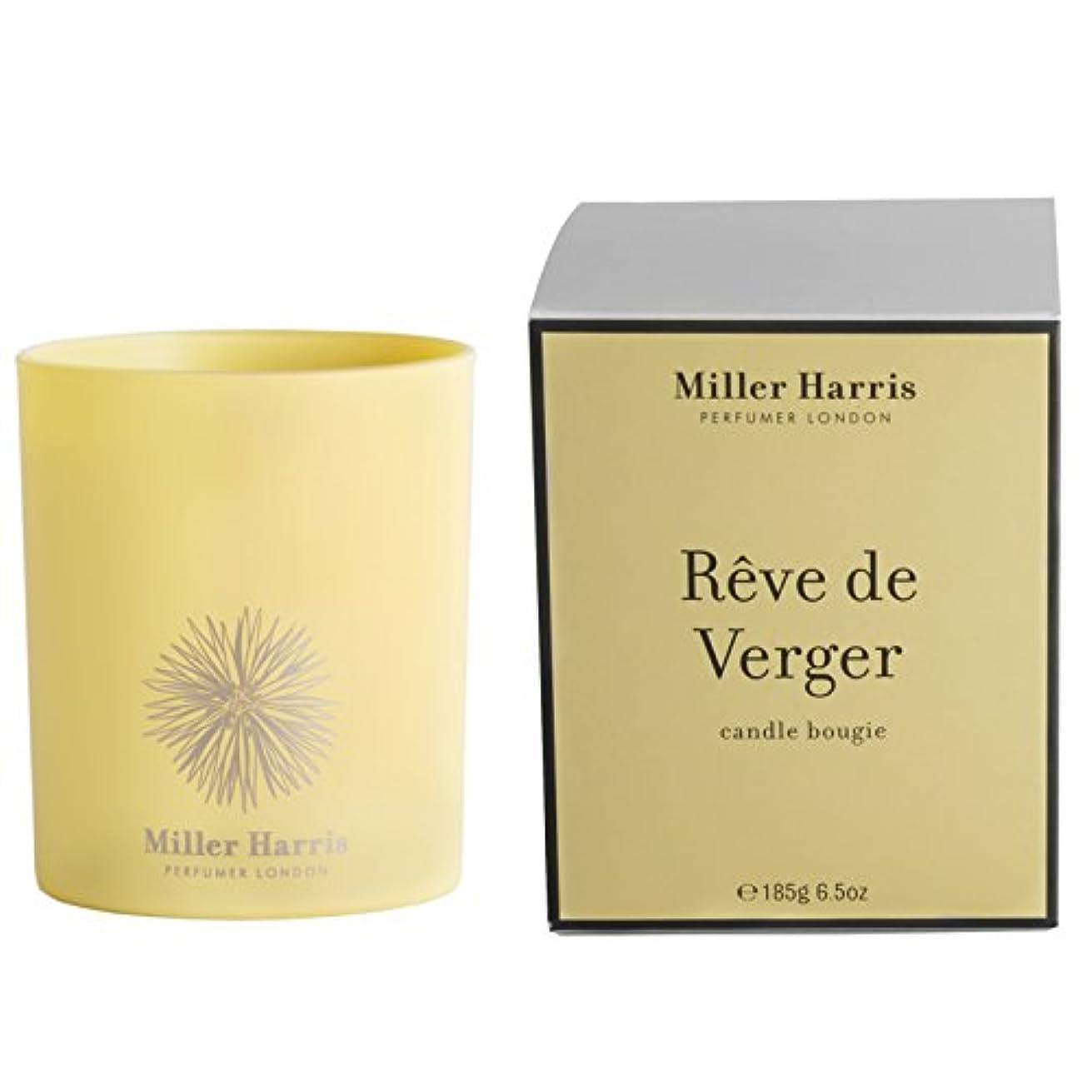 じゃない疫病スペイン語ミラーハリス Candle - Reve De Verger 185g/6.5oz並行輸入品