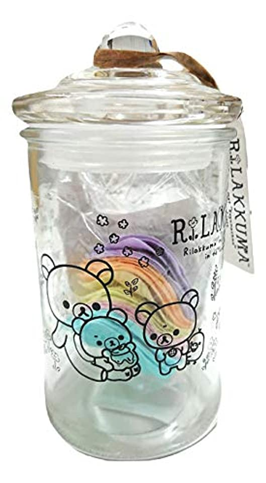 染色会話型掻くリラックマ バスフレグランス ボトル(ROSE)入浴剤 ギフト