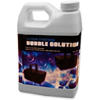 Froggys Fog - Pro Bubble Juice - Professional Bubble Fluid for All Bubble Machines and Bubblers - 1 Quart by Froggys Fog