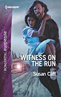 Witness on the Run (Harlequin Romantic Suspense)