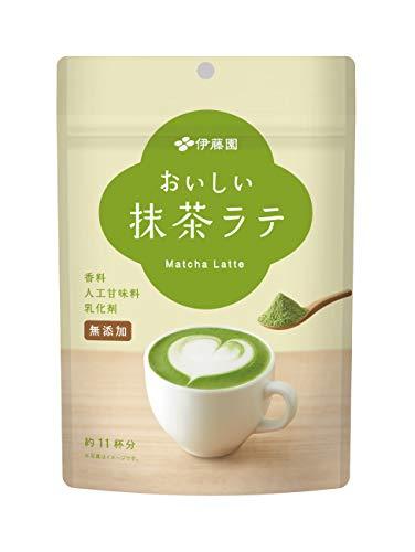 おいしい抹茶ラテ 160g