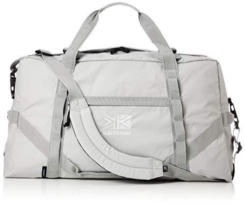 [カリマー] ダッフルバッグ habitat series duffel bag Silver(シルバー) One Size