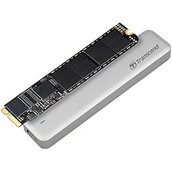 """Transcend SSD MacBook Air専用アップグレードキット (Mid 2012[11""""&13""""]) SATA3 6Gb/s 240GB 5年保証 JetDrive / TS240GJDM520"""