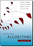 Introduction to Algorithms (MIT Press)