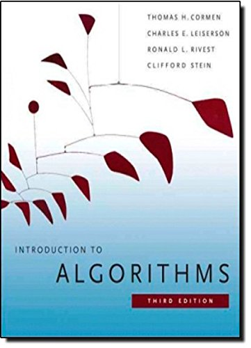 Introduction to Algorithms (MIT Press)の詳細を見る
