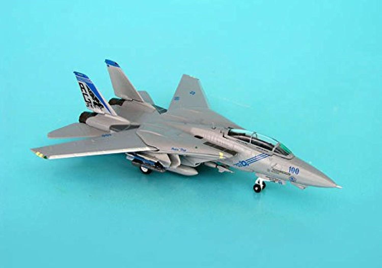 WA 1/200 F-14B VF-143 ピューキンドッグス AG100 完成品