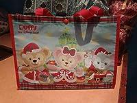 ディズニーランド クリスマス2016 ダッフィーショッピングバッグ