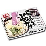 本場 讃岐うどん 山下のぶっかけうどん 2食入 X2箱 セット (半生麺)