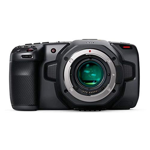 【国内正規品】 Blackmagic Design シネマカメラ Pocket Cinema Camera 4K マイクロフォーサーズマウント 4K/60p収録 CINECAMPOCHDMFT4K