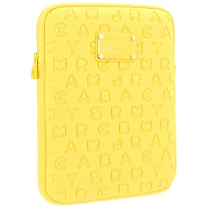Marc by Marc Jacobs Dreamy Logo Neoprene Laptop Bag