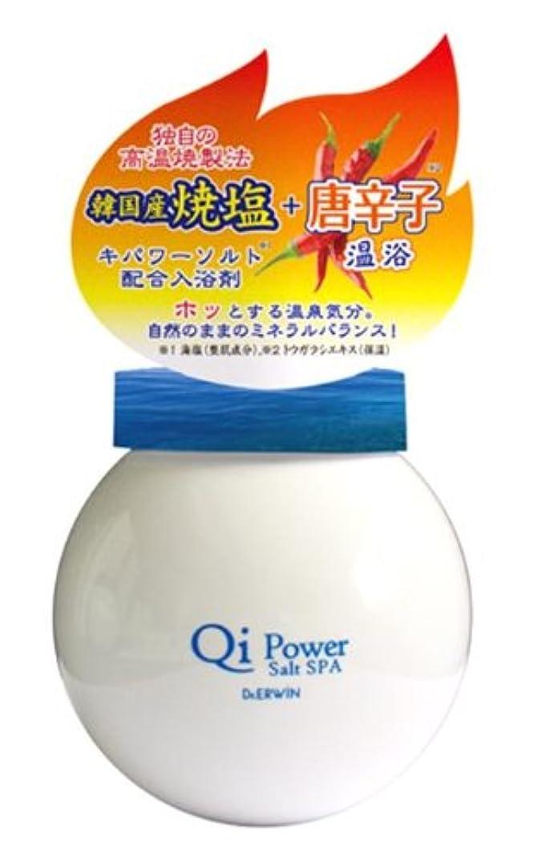 疾患年金受給者確かにQIパワーソルトスパ 唐辛子 ボトル 400G
