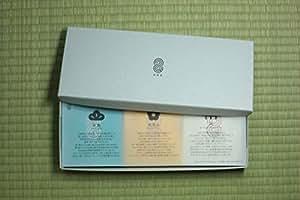 【&AND 9個バライティーパック】 常盤、花笑み、凪 3種類×3枚ずつ