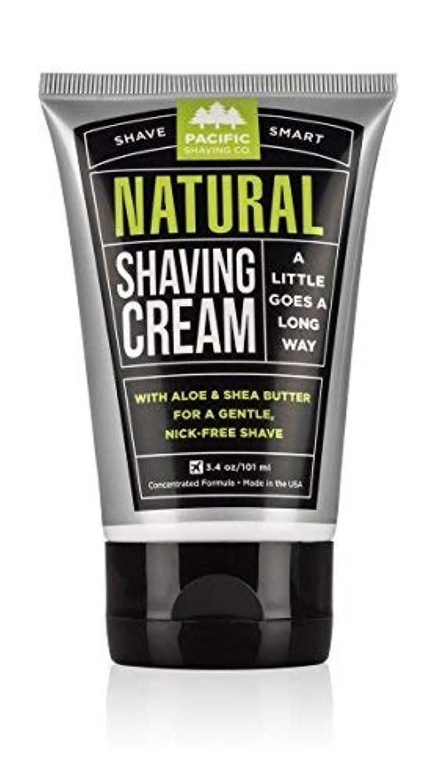 マダムマラソンマントルPacific Shaving Company Natural Shaving Cream Best Shave Cream for Men and Women - Safe and Natural Ingredients...
