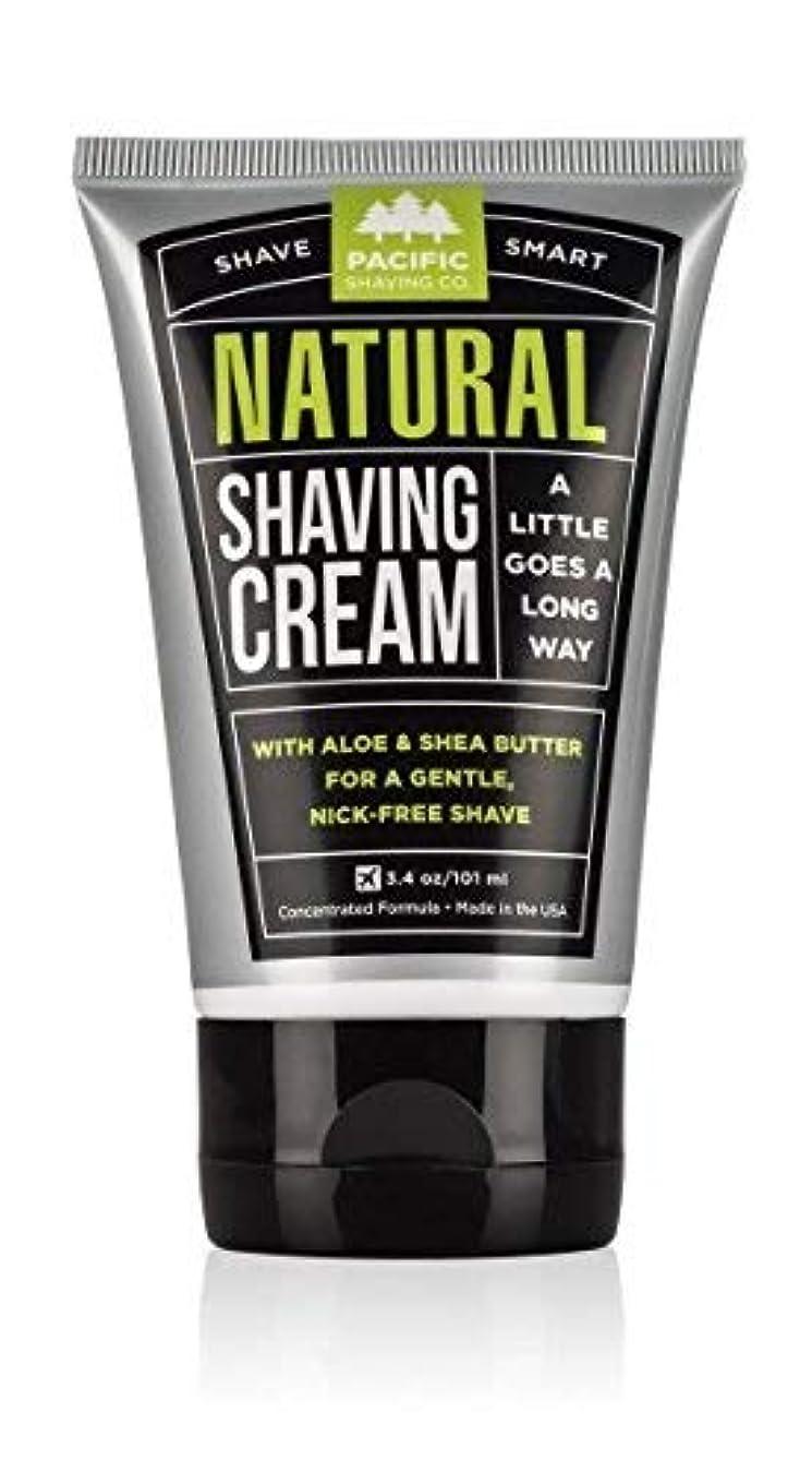 野生貢献普遍的なPacific Shaving Company Natural Shaving Cream Best Shave Cream for Men and Women - Safe and Natural Ingredients...