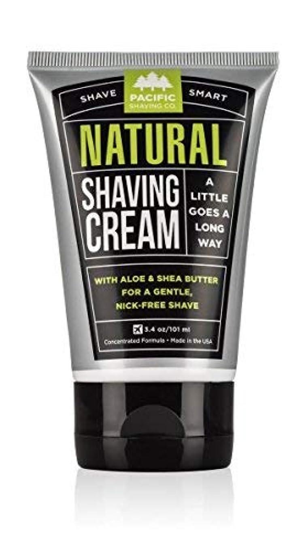 翻訳するパラシュートワックスPacific Shaving Company Natural Shaving Cream Best Shave Cream for Men and Women - Safe and Natural Ingredients...