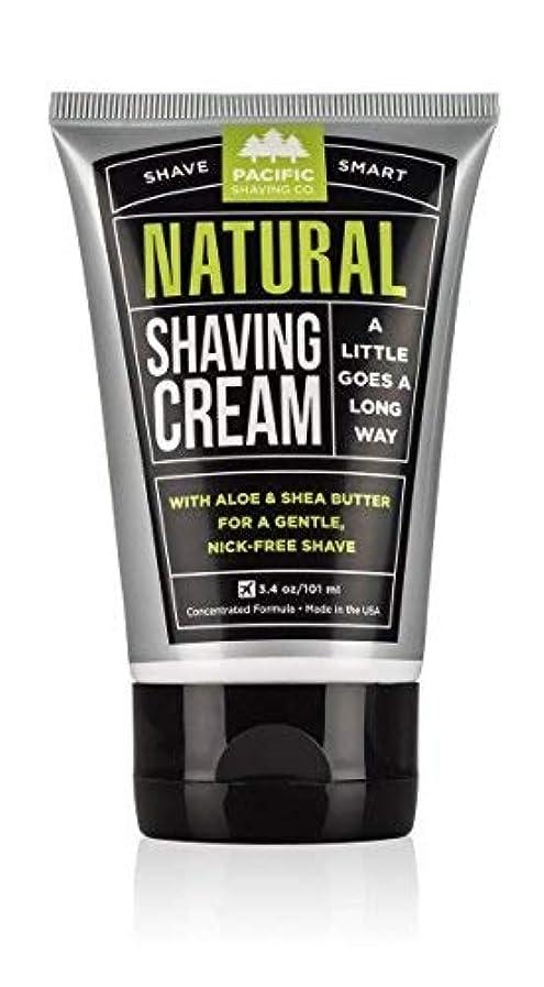 周術期コンピューターゲームをプレイする遺跡Pacific Shaving Company Natural Shaving Cream Best Shave Cream for Men and Women - Safe and Natural Ingredients...