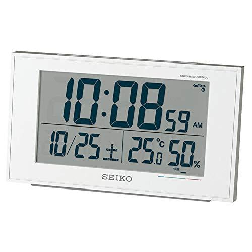 SEIKO 置き時計  BC402W B078W6DPTP 1枚目