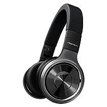 パイオニア SE-MX8 ヘッドホン 密閉型/オンイヤー/ハイレゾ音源対応/折りたたみ式 ブラック SE-MX8-K  【国内正規品】