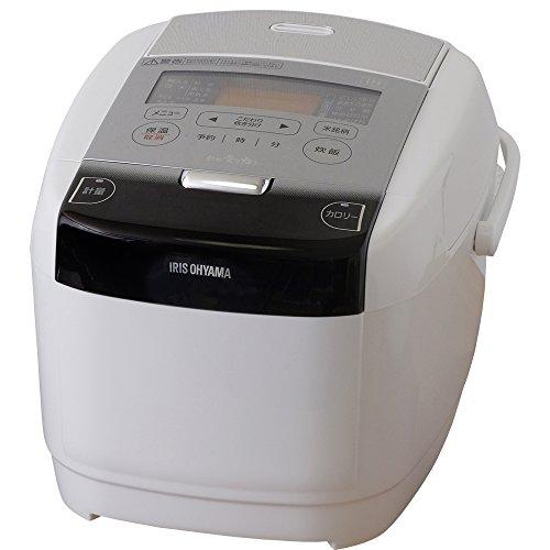 アイリスオーヤマ 炊飯器 RC-IC50-W