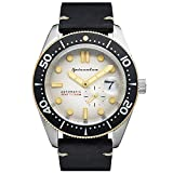 [Spinnaker] 腕時計 CROFT SP-5058-0A メンズ ブラック