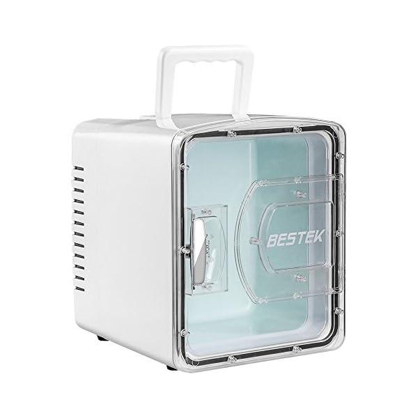 BESTEK 冷温庫 家庭 車載両用 ミニ冷蔵庫...の商品画像