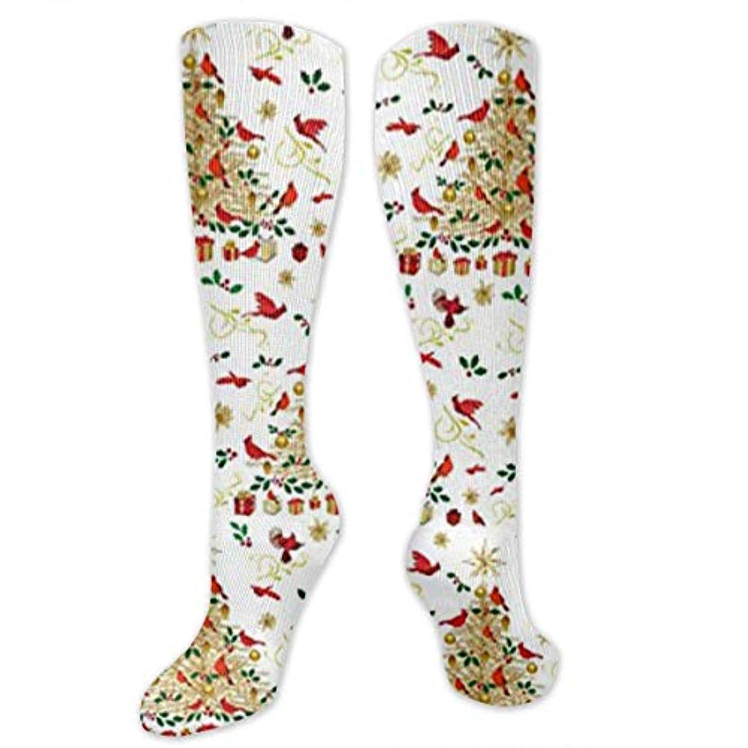 バスタブ兵隊チョーク靴下,ストッキング,野生のジョーカー,実際,秋の本質,冬必須,サマーウェア&RBXAA A Cardinal Christmas Wall Hanging Socks Women's Winter Cotton Long...