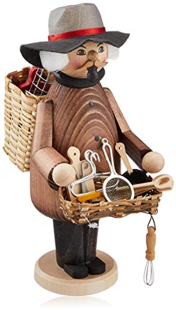 kuhnert ミニパイプ人形香炉 道具売り