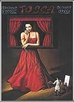 ポスター ラファル オルビンスキ Tosca 額装品 アルミ製ハイグレードフレーム(シルバー)