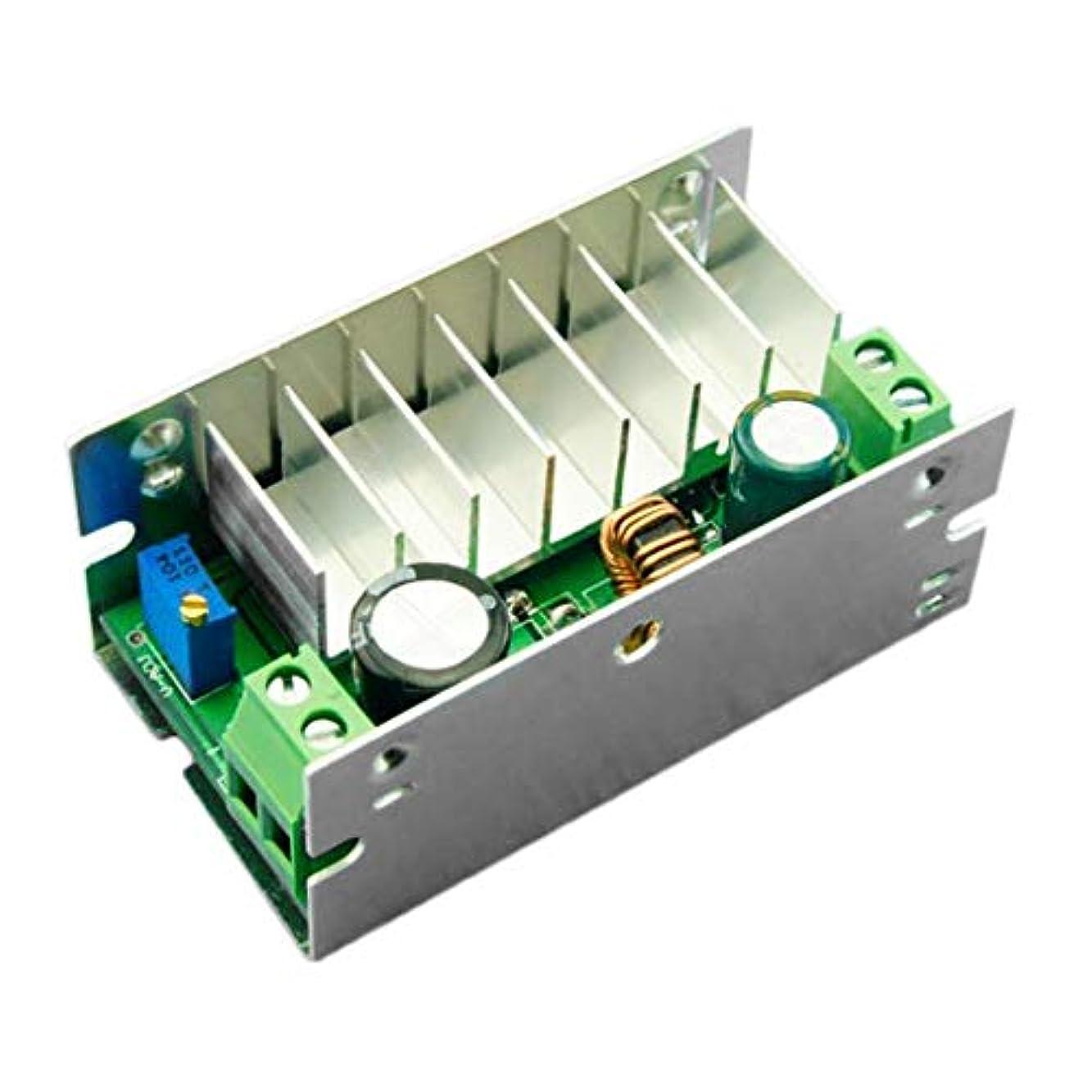 味方反発自宅で新しい200W 6-35V to 6-55V DC DCコンバータブーストチャージャーパワーコンバータモジュールブーストコンバータモジュール卸売熱い新(Color:Silver&Gold)